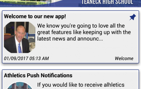 Teaneck High School Unveils its New App