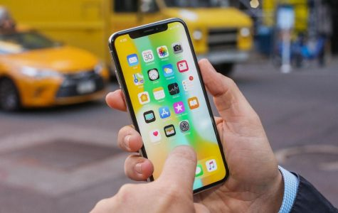 Reviewing the iPhone X