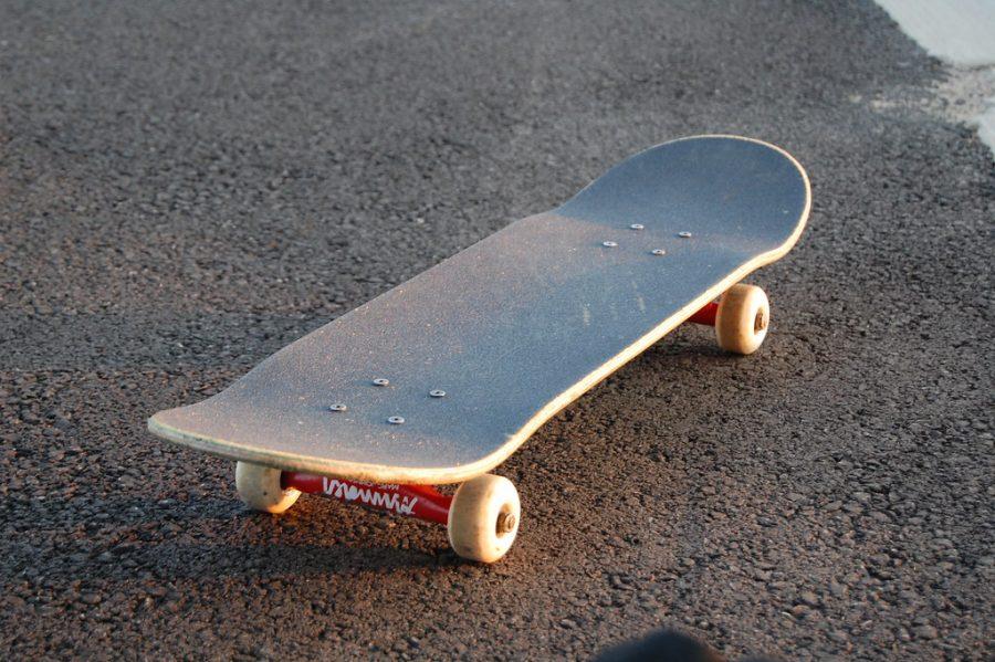 My First Skateboard